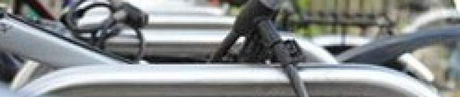 Locked bikes in Brighton & Hove, anti-theft scheme