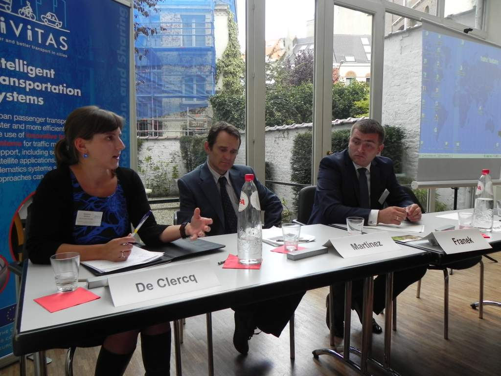 "Workshop Brussels<br>Workshop: Effective solutions for green urban transport - Learning from CIVITAS cities, 13 September 2011, Brussels</br><br>Photographer : </br><br></br><br><a href=""/thematic-categories/civitas-plus-ii"" typeof=""skos:Concept"" property=""rdfs:label skos:prefLabel"" datatype="""">CIVITAS PLUS II</a></br><br><a href=""/transport-modes"" typeof=""skos:Concept"" property=""rdfs:label skos:prefLabel"" datatype=""""></a>></br>"