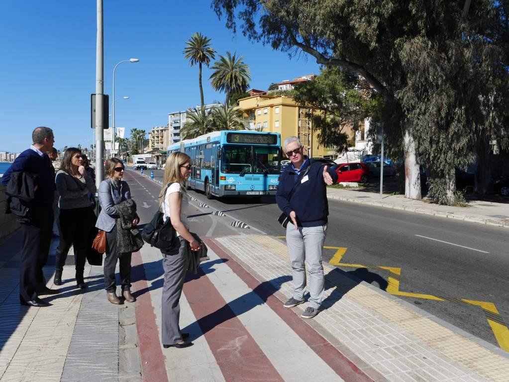 CIVITAS Malaga Peer-review exercise <br></br><br>Photographer : </br><br></br><br></br><br>></br>