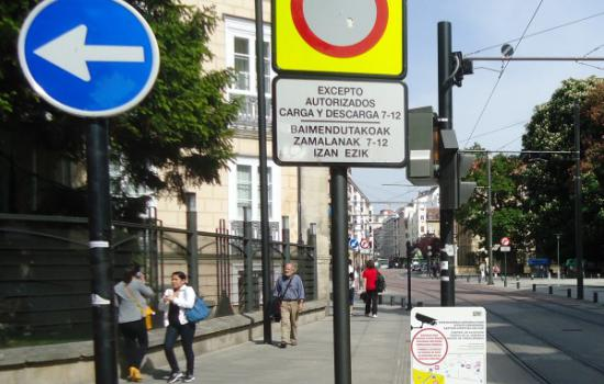 """<a href=""""/content/vitoria-gasteiz"""">Vitoria - Gasteiz</a> MODERNAccess control camera and signalling in Vitoria-Gasteiz to control access to the city centre.<a href=""""/thematic-categories/access-management-and-road-pricing"""" typeof=""""skos:Concept"""" property=""""rdfs:label skos:prefLabel"""" datatype="""""""">Access management and road pricing</a> <a href=""""/transport-modes/other"""" typeof=""""skos:Concept"""" property=""""rdfs:label skos:prefLabel"""" datatype="""""""">Other</a>"""