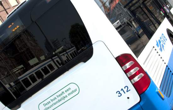 "GVB, the transit authority of Amsterdam, The Netherlands, recently operates hydrogen-fueled buses on two routes in the northern part of the city. The buses extract hydrogen from nine roof-mounted water tanks, each capable of supplying enough fuel to power the bus for 250 kilometers (about 155 miles). The two-year project costs 7 million euros (about $8.6 million).<a href=""/thematic-categories/cleaner-fleets"" typeof=""skos:Concept"" property=""rdfs:label skos:prefLabel"" datatype="""">Cleaner fleets</a>, <a href=""/thematic-categories/service-improvements"" typeof=""skos:Concept"" property=""rdfs:label skos:prefLabel"" datatype="""">Service improvements</a> <a href=""/transport-modes/other"" typeof=""skos:Concept"" property=""rdfs:label skos:prefLabel"" datatype="""">Other</a>"