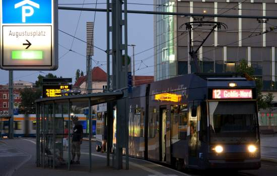 "Augustusplatz on the eastern border of the inner city ring of Leipzig has long been a hub for multiple tram lines as well as taxis. It is a point of cultural interest, hosting both the Leipzig Opera as well as Gewandhaus concert venue, and marks a key entrance point to the city's pedestrian zone.<a href=""/thematic-categories/accessibility"" typeof=""skos:Concept"" property=""rdfs:label skos:prefLabel"" datatype="""">Accessibility</a>, <a href=""/thematic-categories/intermodality"" typeof=""skos:Concept"" property=""rdfs:label skos:prefLabel"" datatype="""">Intermodality</a>, <a href=""/thematic-categories/access-management-and-road-pricing"" typeof=""skos:Concept"" property=""rdfs:label skos:prefLabel"" datatype="""">Access management and road pricing</a> <a href=""/transport-modes/tram"" typeof=""skos:Concept"" property=""rdfs:label skos:prefLabel"" datatype="""">Tram</a>"