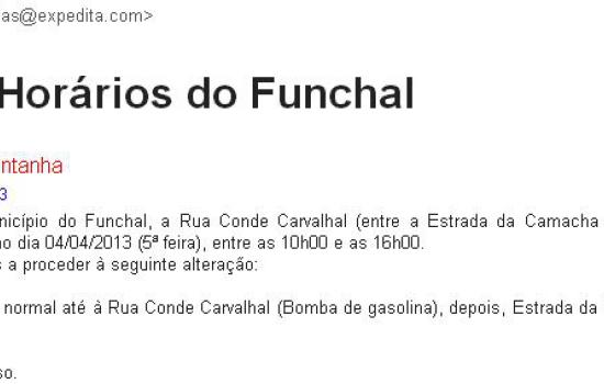 "<a href=""/city/funchal"">Funchal</a> MIMOSANews to PT users in Funchal<a href=""/thematic-categories/real-time-road-user-information"" typeof=""skos:Concept"" property=""rdfs:label skos:prefLabel"" datatype="""">Real-time road-user information</a> <a href=""/transport-modes/bus"" typeof=""skos:Concept"" property=""rdfs:label skos:prefLabel"" datatype="""">Bus</a>"