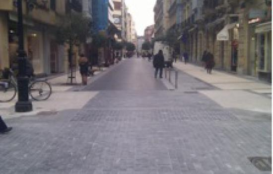 """<a href=""""/content/donostia-san-sebasti%C3%A1n-0"""">Donostia - San Sebastián</a> ARCHIMEDESNew pedestrian area of 120 meters opened in January 2012<a href=""""/thematic-categories/walking-and-cycling-enhancementsservices"""" typeof=""""skos:Concept"""" property=""""rdfs:label skos:prefLabel"""" datatype="""""""">Walking and cycling enhancements/services</a> <a href=""""/transport-modes/walking"""" typeof=""""skos:Concept"""" property=""""rdfs:label skos:prefLabel"""" datatype="""""""">Walking</a>"""