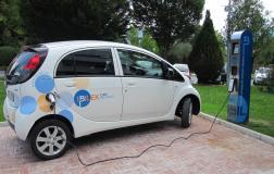E-car charing initiative in Vitoria-Gasteiz
