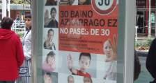 Promotion campaign 30 kilometer zones