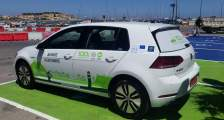 Rethymno introduces the first clean vehicles in the municipal and PT fleet, including an electric car and a mini e-bus.