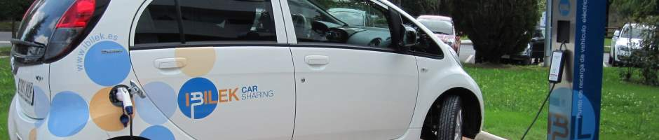 E-car charing initiative in Vitoria-Gasteiz