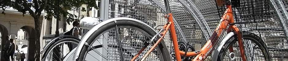 Previous public bike system of Vitoria-Gasteiz
