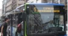 High quality bus corridors