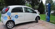IBILEK car and charging station