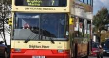 Bus in Brighton & Hove