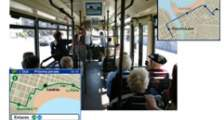 Bus fleet management system