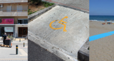 Rethymno increases urban accessibility and safety for people with disabilities by implementing new systems at traffic light crossings in the city centre and new infrastructure to improve accessibility to the beach.