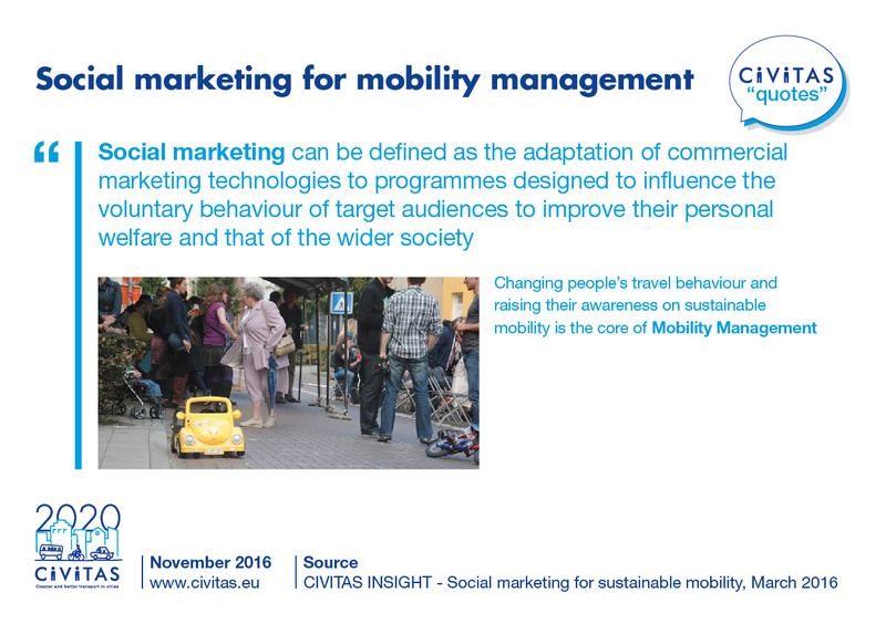 Mobility Management | CIVITAS